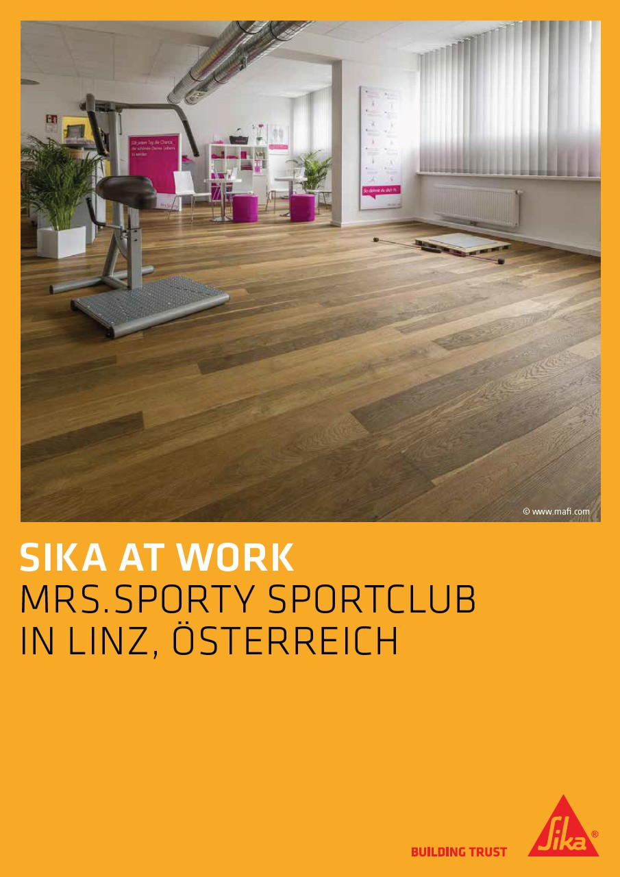 Mrs Sporty Sportclub Linz